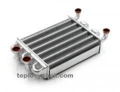 Битермический теплообменник Immergas Star 24 3 Е, Alpha Boilers 1.024398 (аналог)