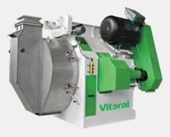 Пресс-гранулятор модель VPP800