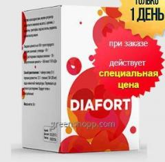 Диафорт – питание при диабете