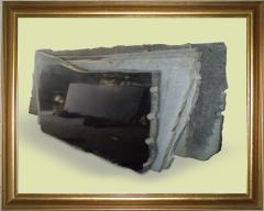 Stone polished gabbr