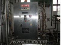 Ultrafiltrational NAGEMA installation of 5000 l/h