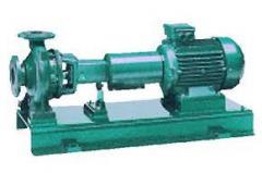 Twin-screw electric pump