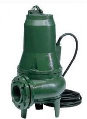 Electric pumps are three-screw