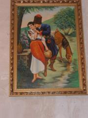"Picture ""Kozak"", art,"