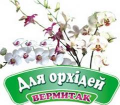 Органо-минеральное удобрение вермитак для орхидей 0,5 л
