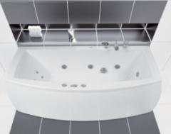 Bathtub, Quarzo 180*80 model, sanitary equipmen