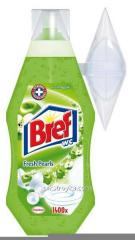 Toilet bowl Bref 360ml gel Green apple 1/16