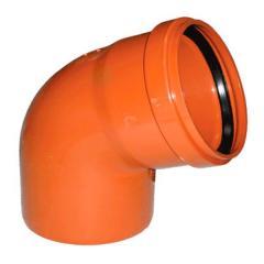 Sewage drain PVC 110 * 87