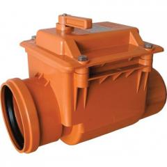 Reverse Sewer PVC Valve 200