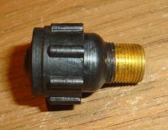 Fuse cap, M10 thread H0.75