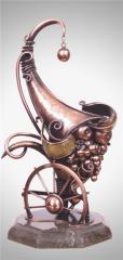 """Card holder """"Horn of plenty"""