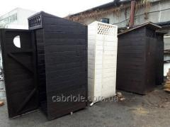 Modular and composting toilets, accessories