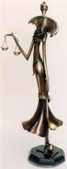 """Sculpture """"Themis"""