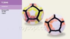 Мяч футбол T13040,  50шт,  PVC,  280г