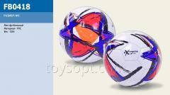 Мяч футбол FB0418,  30шт,  PVC 320 грамм