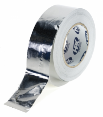 Алюминиевая клейкая лента термостойкая НРХ