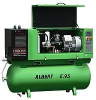 Винтовой компрессор ATMOS Albert E.95, 1600 л/мин,