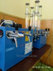 Automatic machine of Standard Pass sparkling water