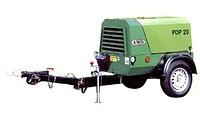 Автономная дизельная компрессорная установка ATMOS