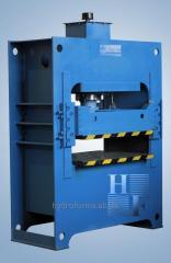 Пресс гидравлический HF-P 100