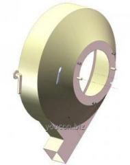 Передняя крышка гранулятора без питателя