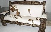 Меблі состаренная, дивани під старовину, дивани