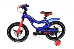 "Велосипед Hollicy 16"" (синий)"