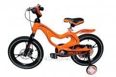 """Велосипед Hollicy 16"""" (оранж)"""