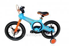 """Велосипед Hollicy 16"""" (блакитний)"""