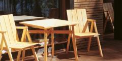 Комплект садовой мебели 12006