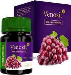 Капсулы от варикоза Venozit+Венозит+