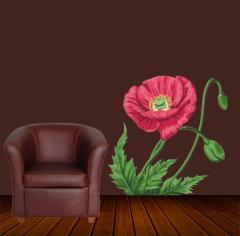 Виниловая наклейка для интерьера, размер 100х100см