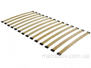 Lamels for beds 1 grade, 53 80 900, birch,