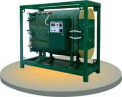 Oil heater flowing PPM-70 - it is intended for