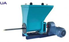 Batcher DShM-50, shnekovy for loose products