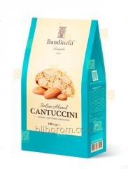 "Biscuits ""Cantuccini"" c amande 0,100 kg."