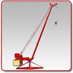 Pioneer crane