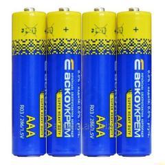 Батарейка солевая AАА.R03.S2 (блистер 2)