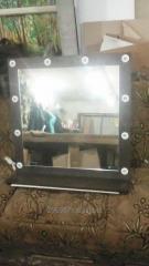 Гримерное зеркало Platino