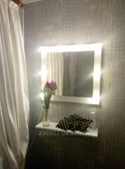 Гримерное (макияжное) зеркало lada
