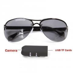 Мини Камера HD модные солнцезащитные очки для женщин.