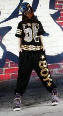 Детские хлопковые костюмы унисекс в стиле-(хип-хоп).