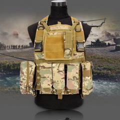 Военно-тактический жилет-(Молл) для полиции,