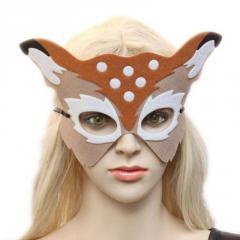Универсальная карнавальная маска для глаз для