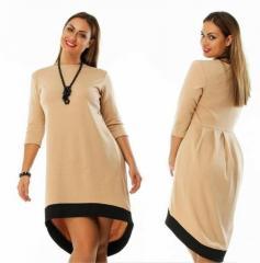 Зимние платьебольших размеров.