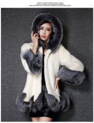 Куртка меховая для женщин