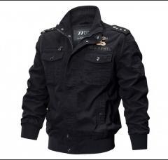 Зимняя тактическая куртка в стиле милитари армии