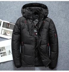 Модные зимние мужские куртки–пуховики на 90%...