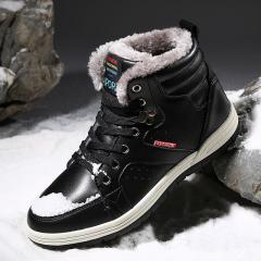 Зимняя, теплая, спортивная обувь из кожи для детей и взрослых.