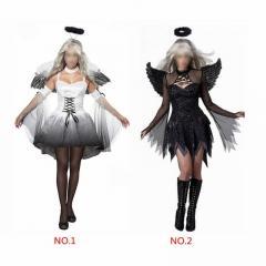 Карнавальный костюм ангела и демон для женщин